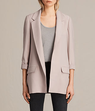 Donne Aleida Blazer (Dusty Pink) -