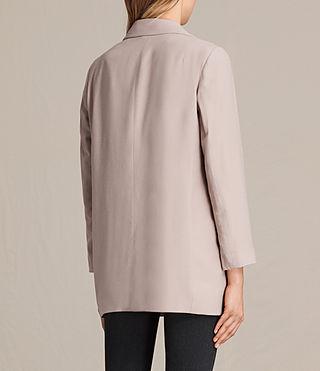 Mujer Aleida Blazer (Dusty Pink) - product_image_alt_text_3