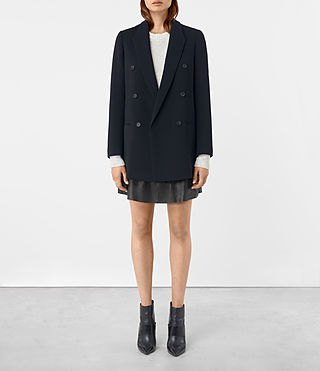 Womens Arya Blazer (Black)