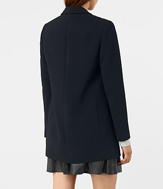Damen Arya Blazer (Black) - product_image_alt_text_4