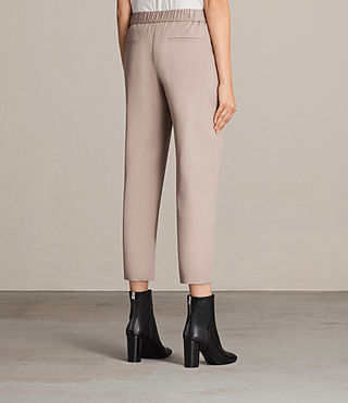 Mujer Aleida Trouser (Dusty Pink) - product_image_alt_text_3