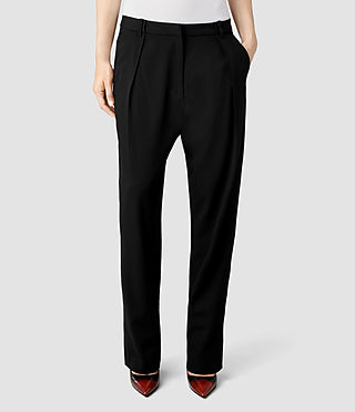 Womens Ettie Pant (Black)