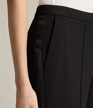 Donne Ilia Eryn Trousers (Black) - product_image_alt_text_2