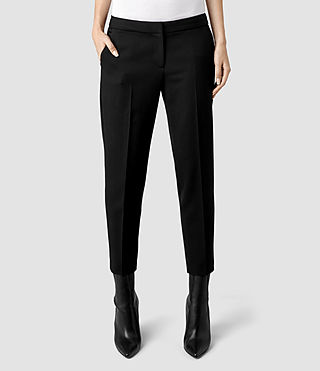 Womens Ryo Pant (Black)