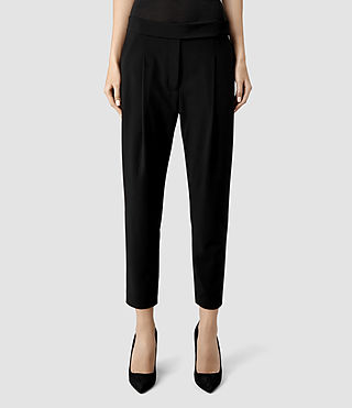 Womens Dala Pant (Black)