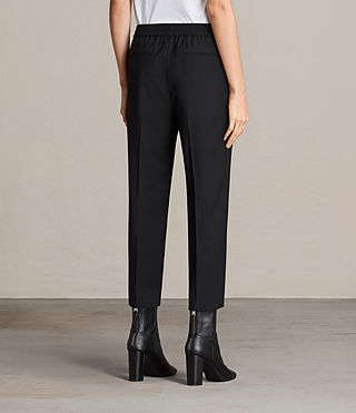 Mujer Kade Trouser (Black) - product_image_alt_text_4