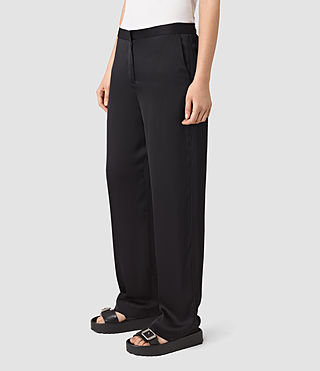 Women's Ivana Trouser (Ink Blue)
