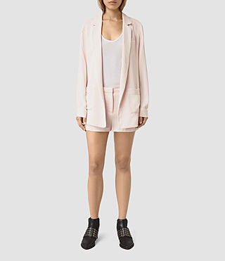 Damen Ivana Shorts (GHOST PINK)