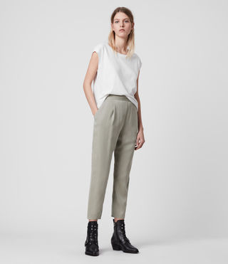 Alva Low-Rise Trousers