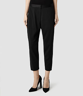 Womens Calia Pant (Black)