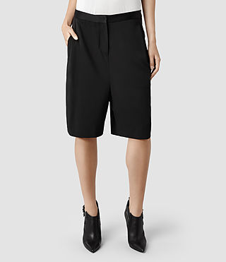Womens Calia Scylla Shorts (Black)