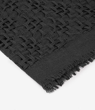 Mujer Gard Scarf (Slate Grey) - product_image_alt_text_3