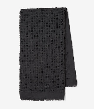 Mujer Gard Scarf (Slate Grey) - product_image_alt_text_4