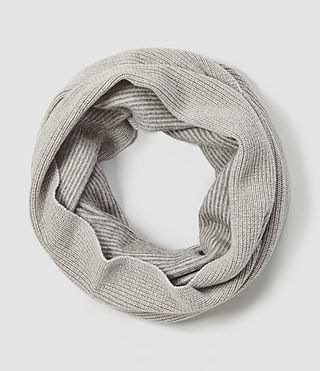 Womens Coxon Snood (Chalk Mix)