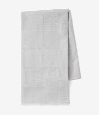 Womens Eure Scarf (PORCELAIN WHITE) - product_image_alt_text_4