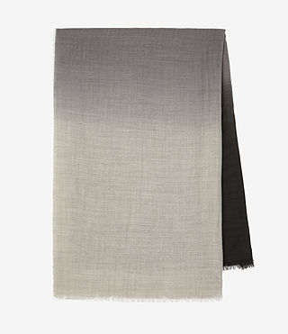 Damen Loire Scarf (GREY DEGRADE) - product_image_alt_text_4