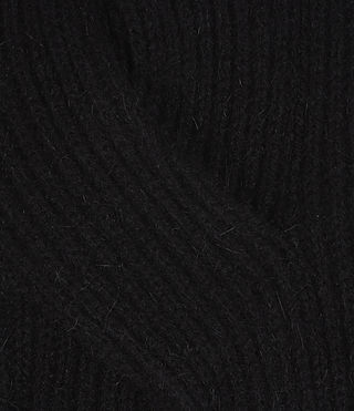 Womens Ardella Snood (Black) - product_image_alt_text_2
