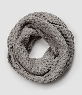Womens Hawkes Snood (Cement)