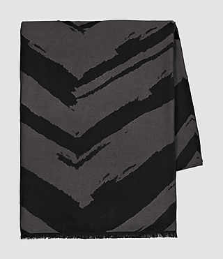 Mujer Macchia Scarf (Black) - product_image_alt_text_3