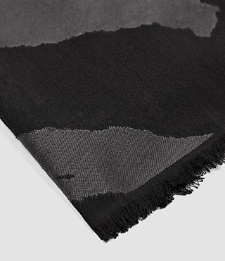 Mujer Macchia Scarf (Black) - product_image_alt_text_4
