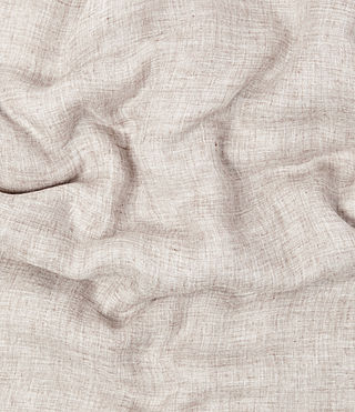 Femmes Grigia Scarf (Sable Brown Marl) - product_image_alt_text_2