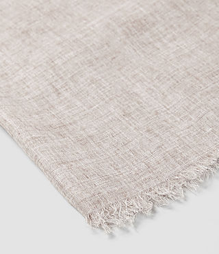 Femmes Grigia Scarf (Sable Brown Marl) - product_image_alt_text_4