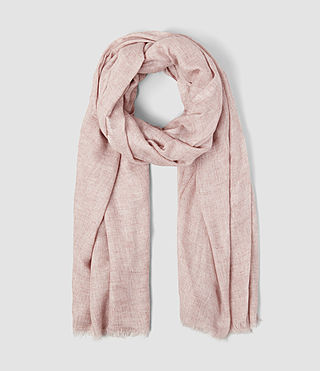 Mujer Grigia Scarf (ROSE PINK) - product_image_alt_text_1