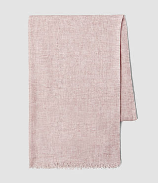 Mujer Grigia Scarf (ROSE PINK) - product_image_alt_text_3