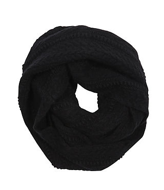 Womens Edara Snood (Black) - product_image_alt_text_1