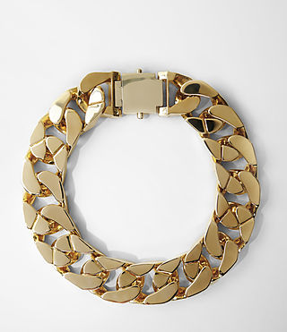 Women's Teneil Necklace (Gold) - product_image_alt_text_2
