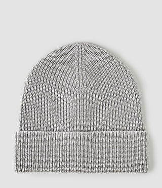 Womens Coxon Beanie (Chalk Mix)