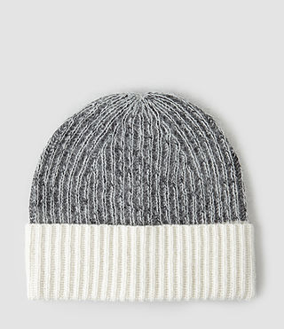 Womens Keeble Beanie (Chalk)
