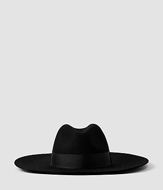 Women's Hesse Hat (Black)