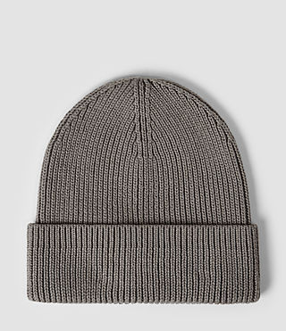 Womens Ives Beanie (Slate Grey)