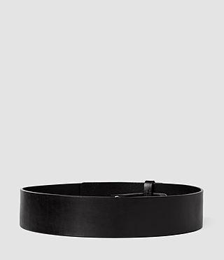 Mujer Mimosa Waist Belt (Black) - product_image_alt_text_2