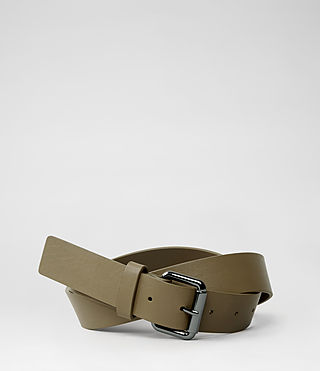 Womens Jeans Belt (Cement)