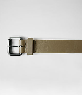 Womens Jeans Belt (Cement) - product_image_alt_text_4