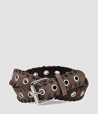 Womens Loire Belt (DARK CHOC BROWN)