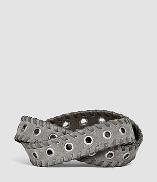 Mujer Loire Belt (Mid Grey) - product_image_alt_text_2