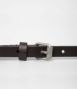 Women's Bale Waist Belt (Ebony) - product_image_alt_text_2