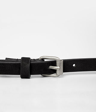 Mujer Bale Waist Belt (Black) - product_image_alt_text_2