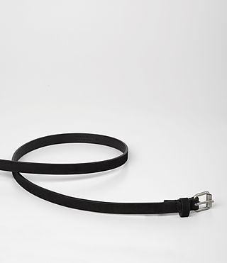 Mujer Bale Waist Belt (Black) - product_image_alt_text_3