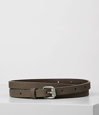 Womens Bale Waist Belt (Mink)