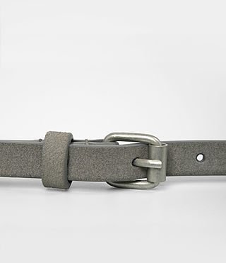 Mujer Bale Waist Belt (Mid Grey) - product_image_alt_text_2