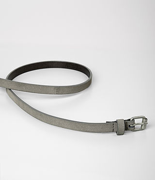 Mujer Bale Waist Belt (Mid Grey) - product_image_alt_text_3