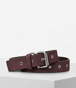 Damen Ezra Waist Belt (PRUNE)