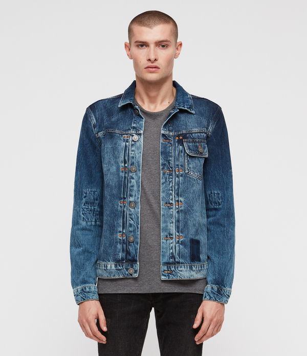 decker denim jacket
