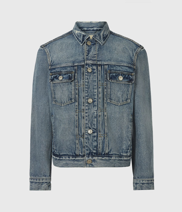 Delta Denim Jacket