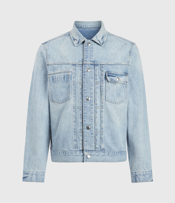 Sagar Reversible Denim Jacket