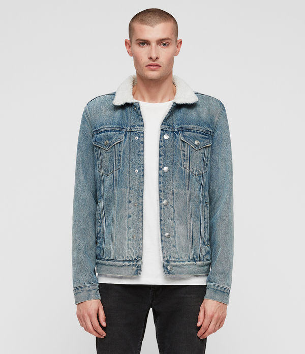 Interbay Denim Jacket